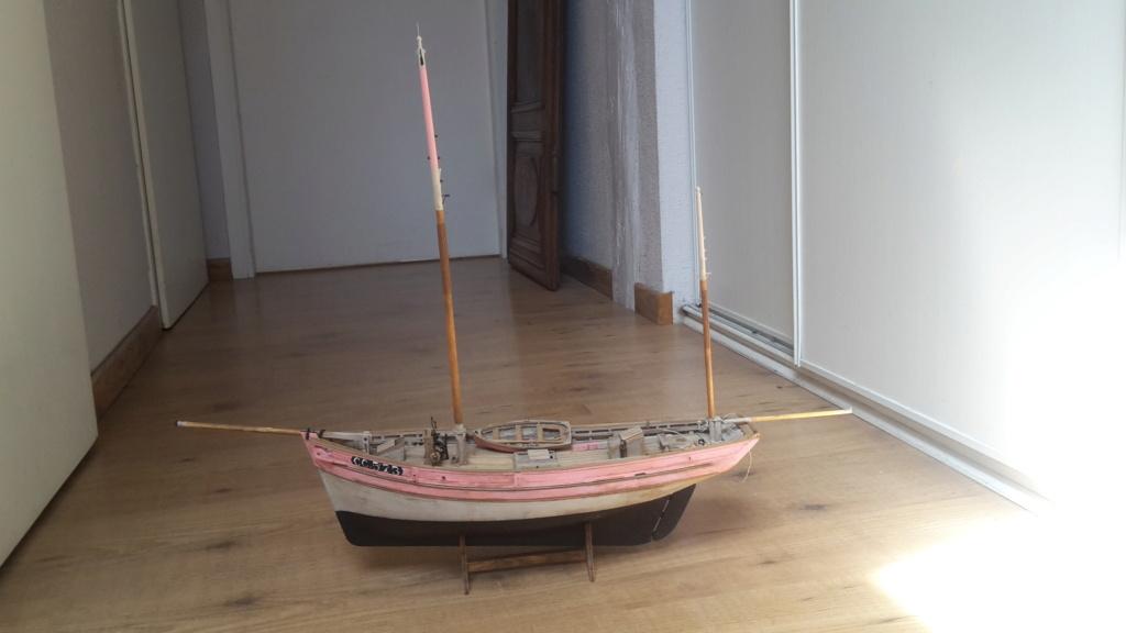 Thonier Marie-Jeanne (Billing Boats 1/50°) par Yoann gui - Page 5 20210523