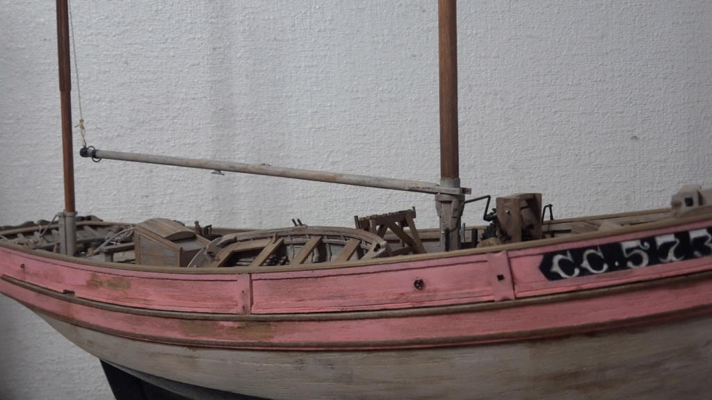 Thonier Marie-Jeanne (Billing Boats 1/50°) par Yoann gui - Page 5 20210533