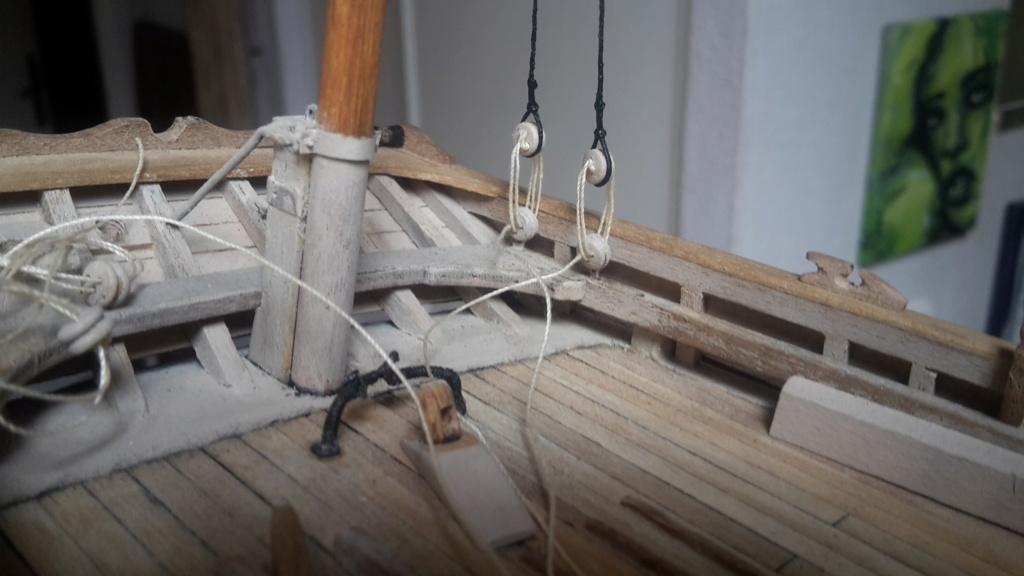 Thonier Marie-Jeanne (Billing Boats 1/50°) par Yoann gui - Page 6 20210572