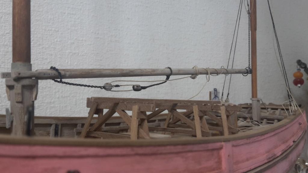 Thonier Marie-Jeanne (Billing Boats 1/50°) par Yoann gui - Page 6 20210593