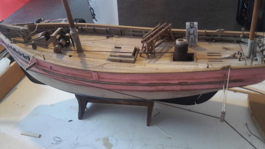 Thonier Marie-Jeanne (Billing Boats 1/50°) de Yoann gui - Page 7 20210619