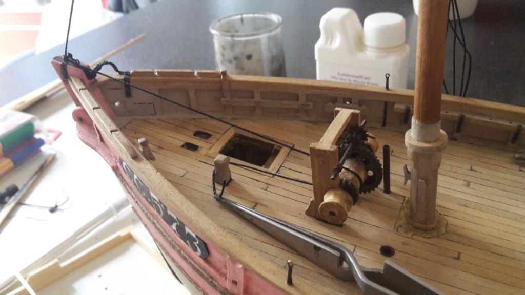 Thonier Marie-Jeanne (Billing Boats 1/50°) de Yoann gui - Page 7 20210709