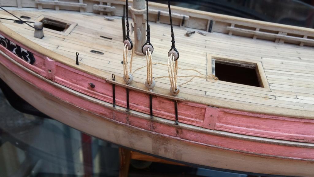 Thonier Marie-Jeanne (Billing Boats 1/50°) de Yoann gui - Page 7 20210719