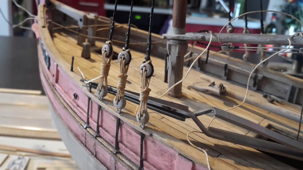 Thonier Marie-Jeanne (Billing Boats 1/50°) par Yoann gui - Page 8 20210815