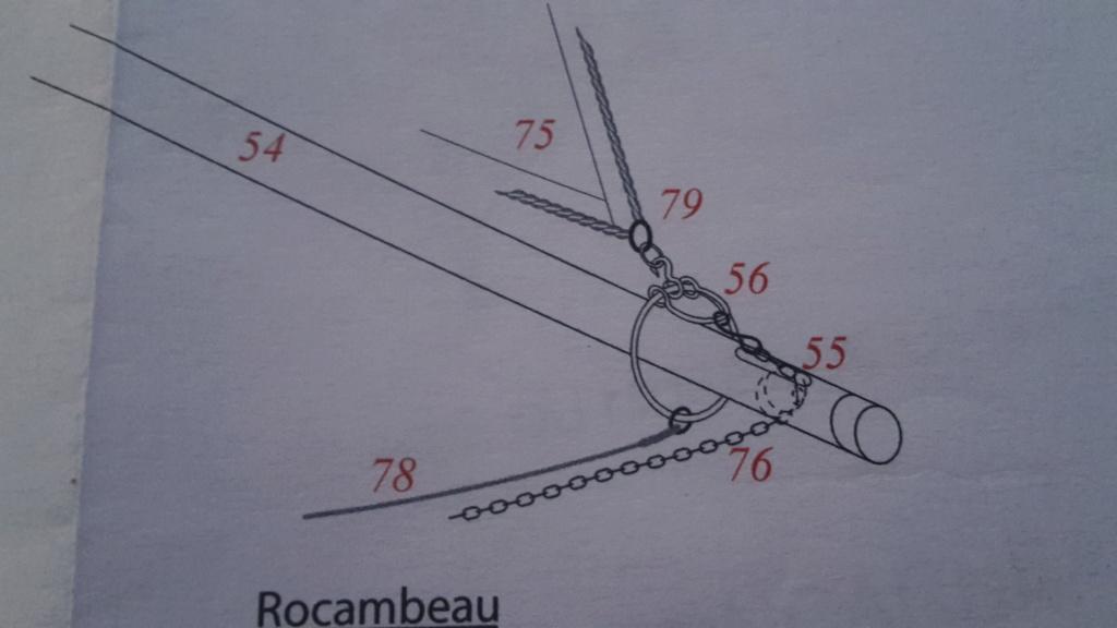 Bonhomme Richard : Partie-2 Gréement (ZHL Model 1/48°) par Pierre Malardier - Page 12 20210831