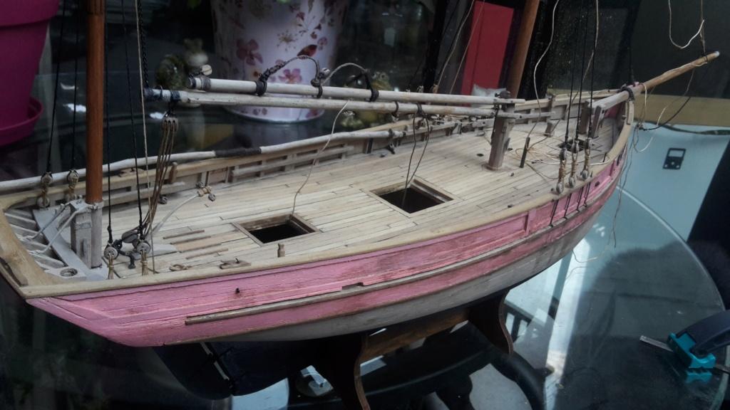 Thonier Marie-Jeanne (Billing Boats 1/50°) par Yoann gui - Page 9 20210841