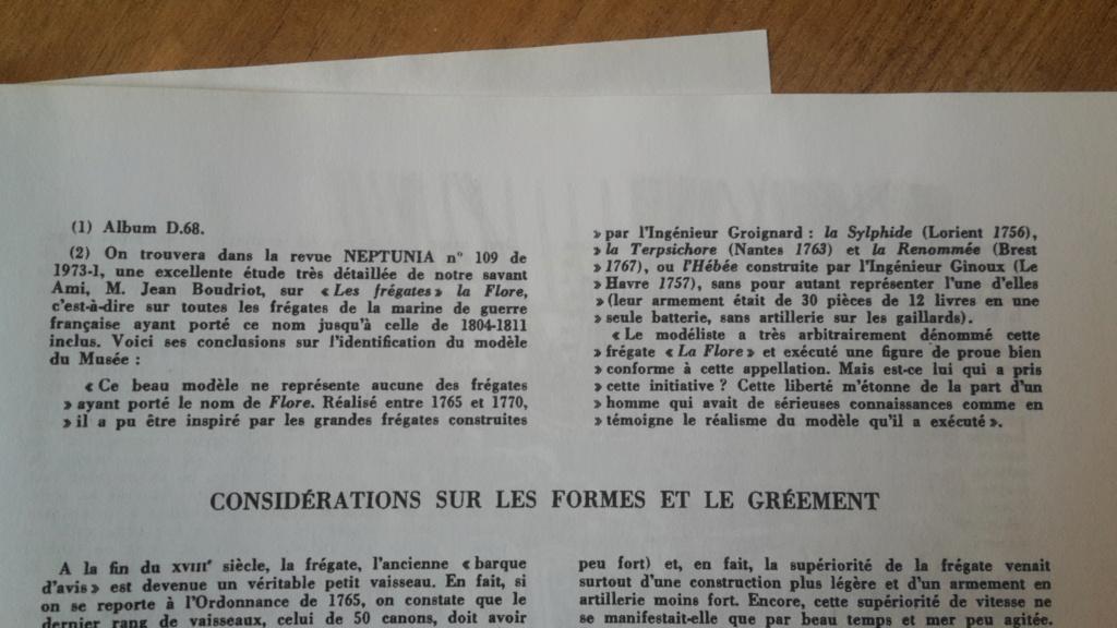 Frégate La Flore dite américaine  - Page 2 20211058