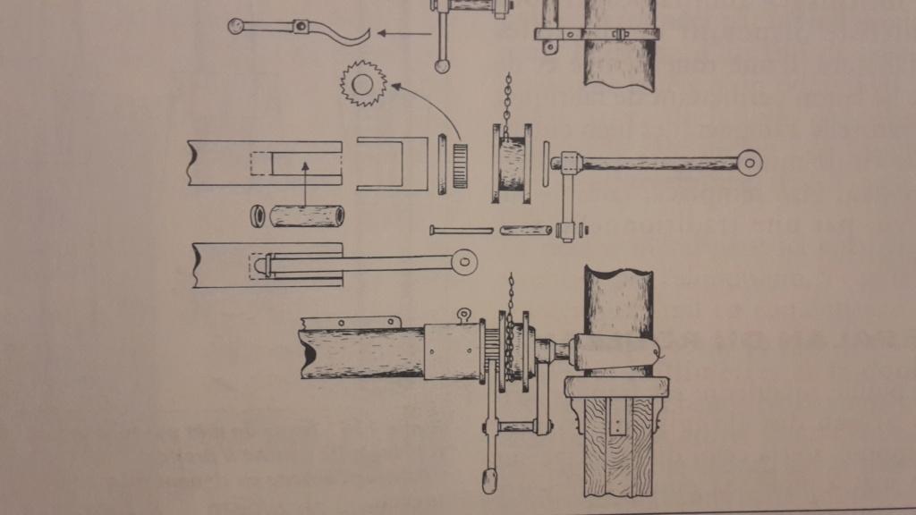 Cotre langoustier (Plan Musée Concarneau 1/25°)  par Yoann gui - Page 9 20211202