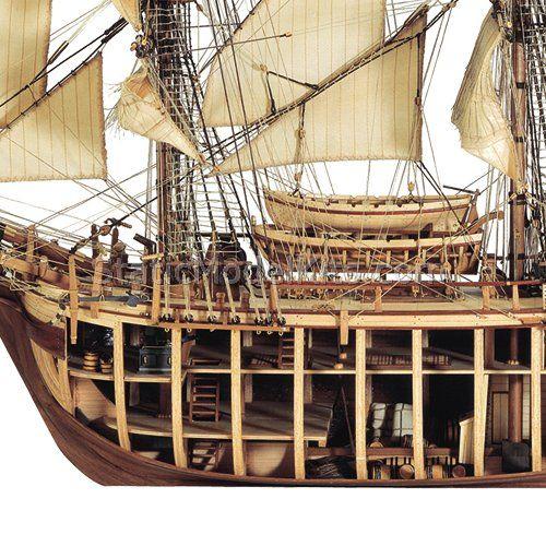 HMAV Bounty 1783 (Artesania Latina 1/48°+McKay) de kerezou Bounty10