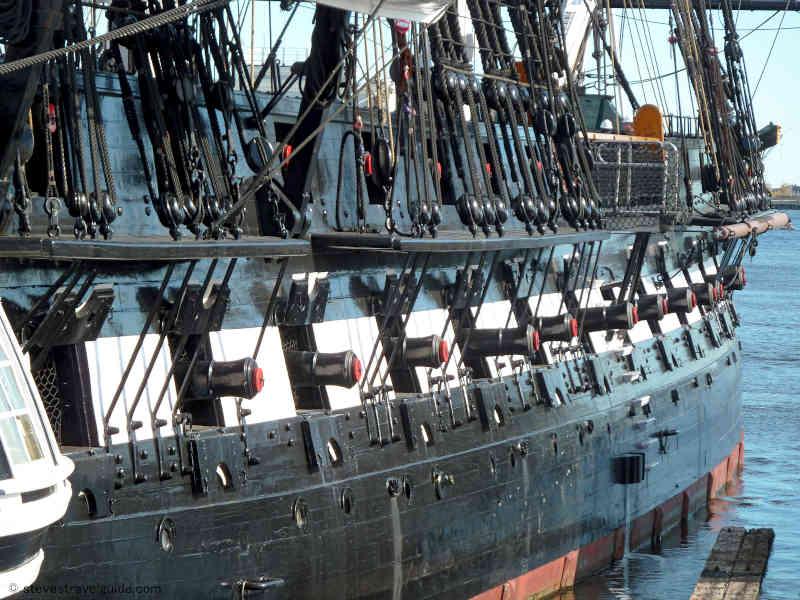 HMS Beagle (base OcCre 1/60°) de dorémifa - Page 3 Consti10