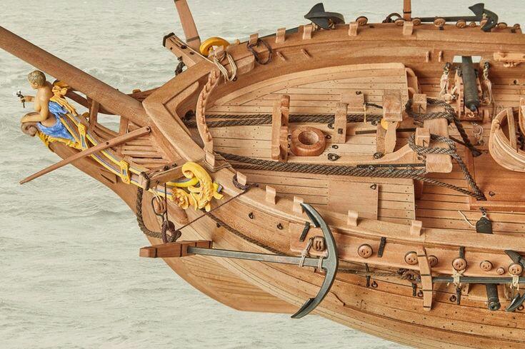 USS Enterprise Maryland 1799 (Constructo 1/51°) de MarcL - Page 28 Da9da710