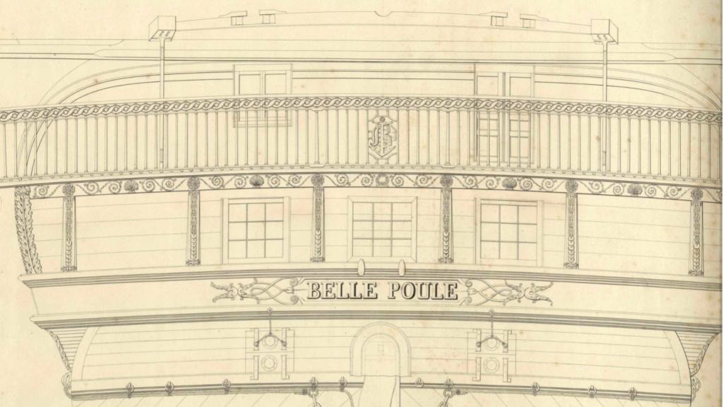 Frégate Belle Poule 1834 (Heller 1/200°) par titelouze - Page 3 Screen27