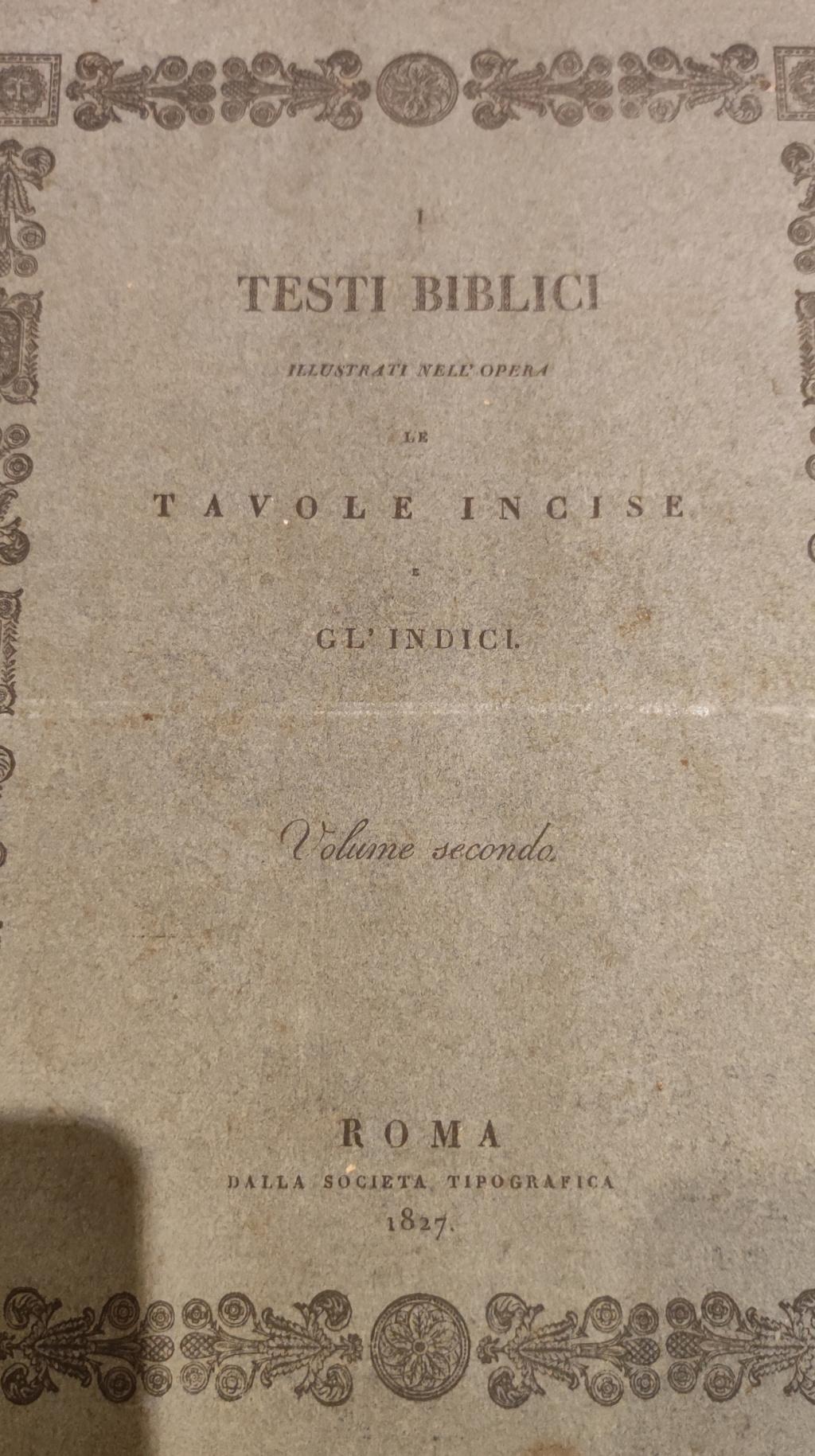 testi biblici illustrati nell'opera 1827 Img_2140