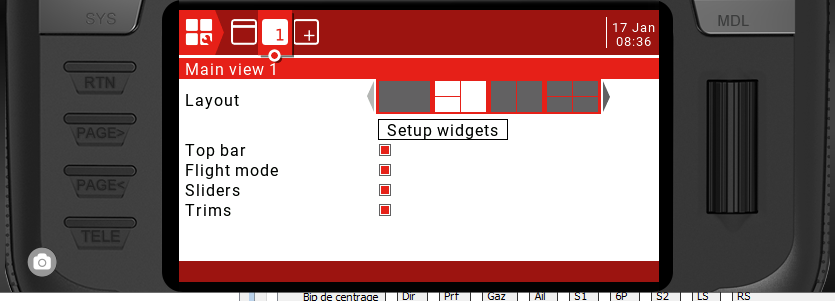 Script LUA pour Radio écran couleur X12-X10-TX16S Captur15