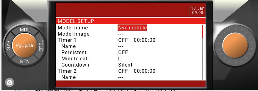 Option Antenne module ISRM Captur21