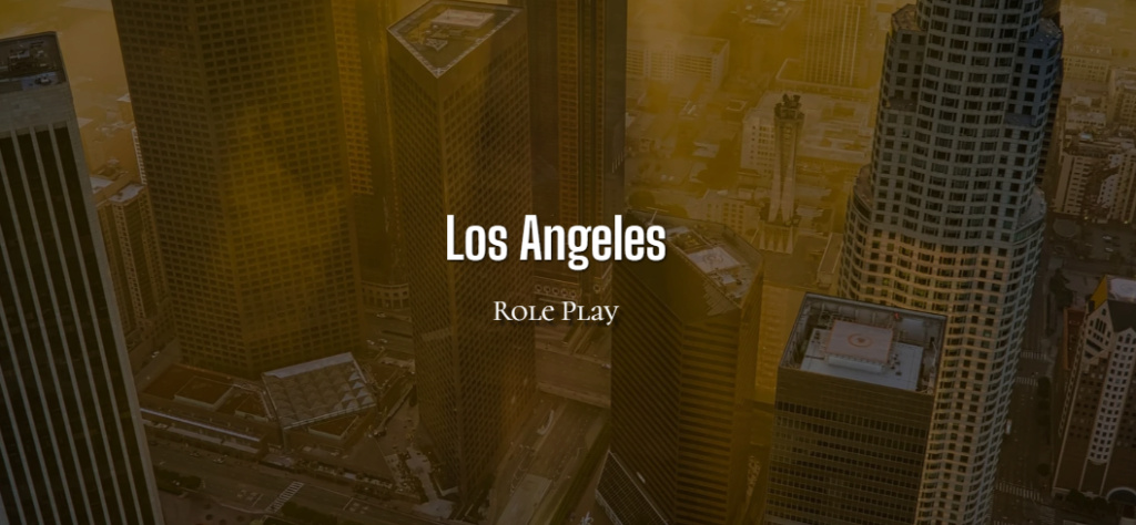 Los Angeles RolePlay