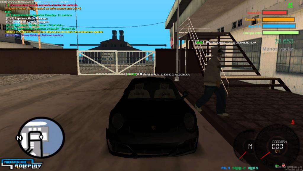 Reporte a Lucas Parrilla [ DM CAR, MG Y PI] Mta-sc22