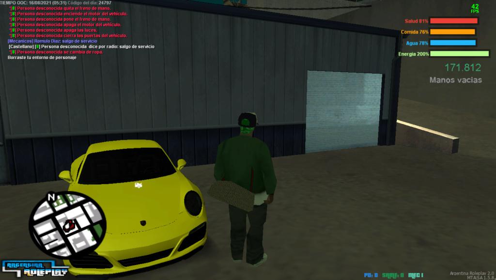 Reporte a Lucas Parrilla [ DM CAR, MG Y PI] Mta-sc23