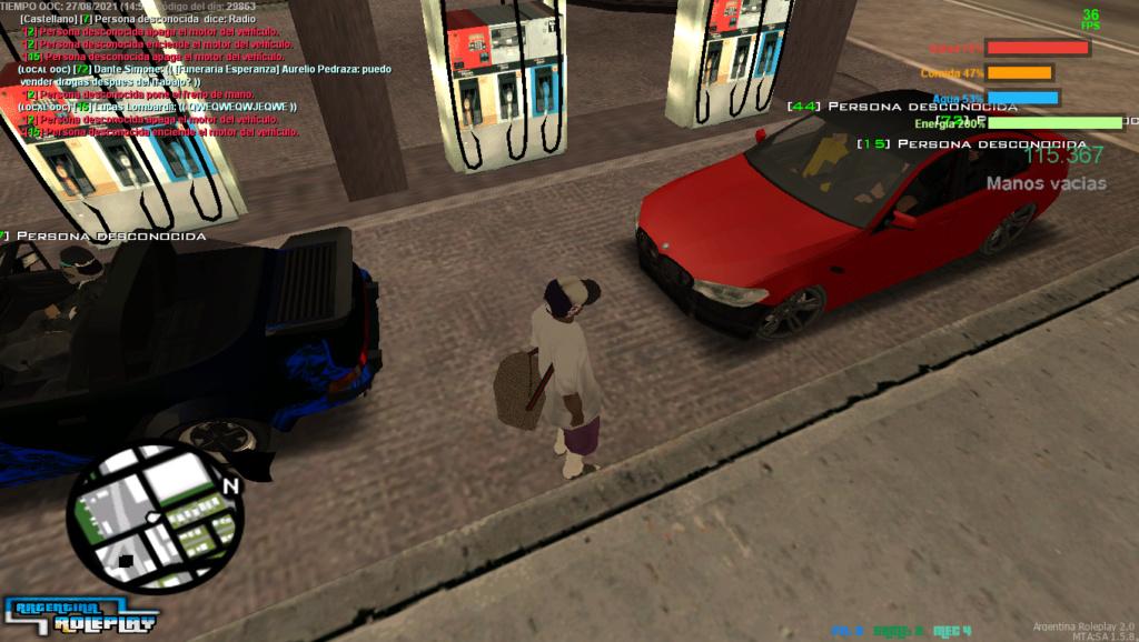 Reporte lucas lombardi dm car  Mta-sc37