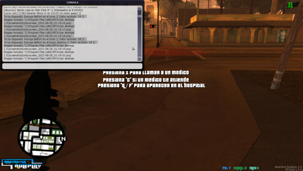 reporte Jmonge Belfort DM NRA NRE  Mta-sc39