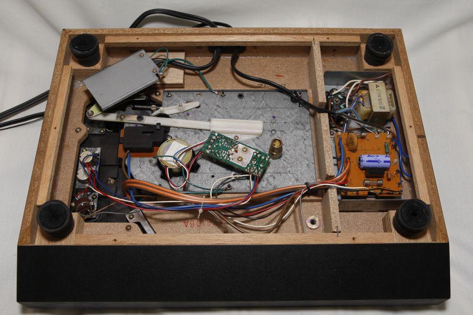 problema canale Technics sl-23a 0511