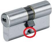 Problème de changement de barillet sur serrure d'une porte Barill10