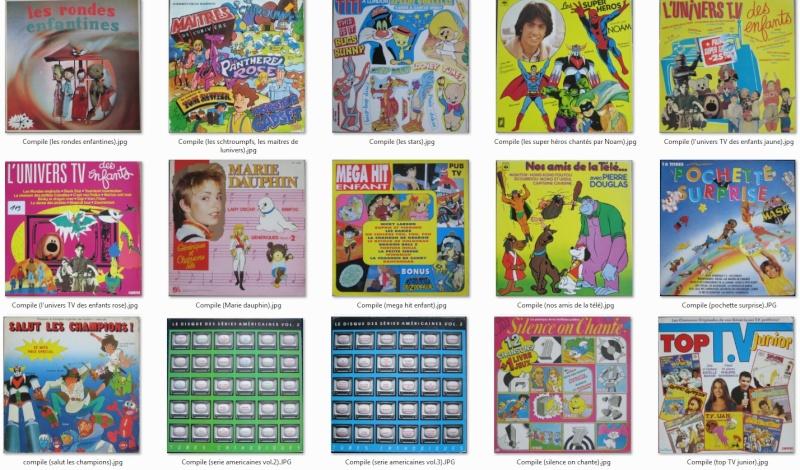 Tout tout tout vous saurez tout sur les covers - Page 2 Compil13
