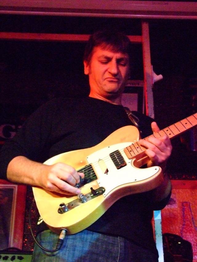 Leadfoot Rivet & the Bluesmaniacs au Caf'Conc Dscf2911