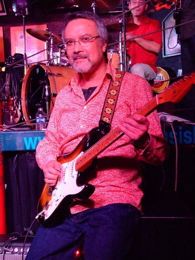 Leadfoot Rivet & the Bluesmaniacs au Caf'Conc Dscf2912