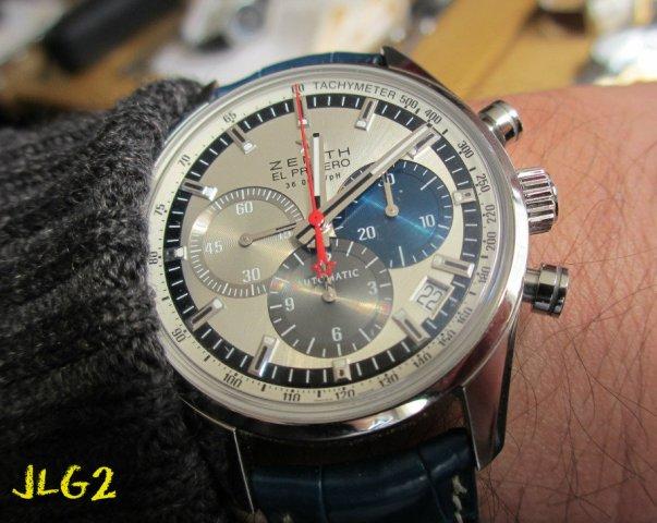 citizen - Quel est votre chrono préféré? - Page 9 Zenith12