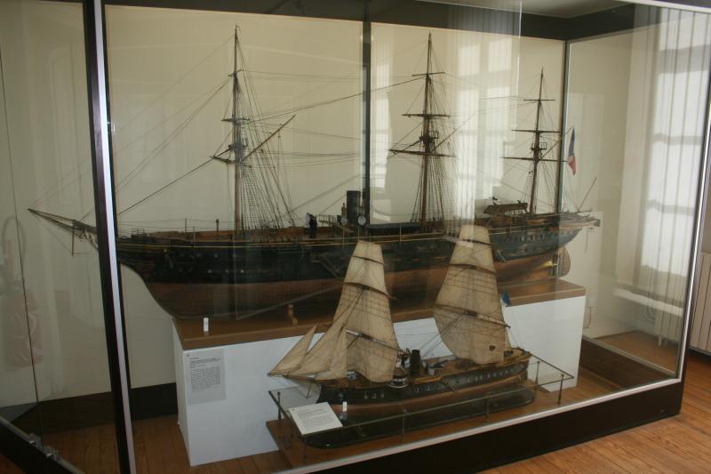 Reconstruction du navire de La Fayette . - Page 3 Altaf104
