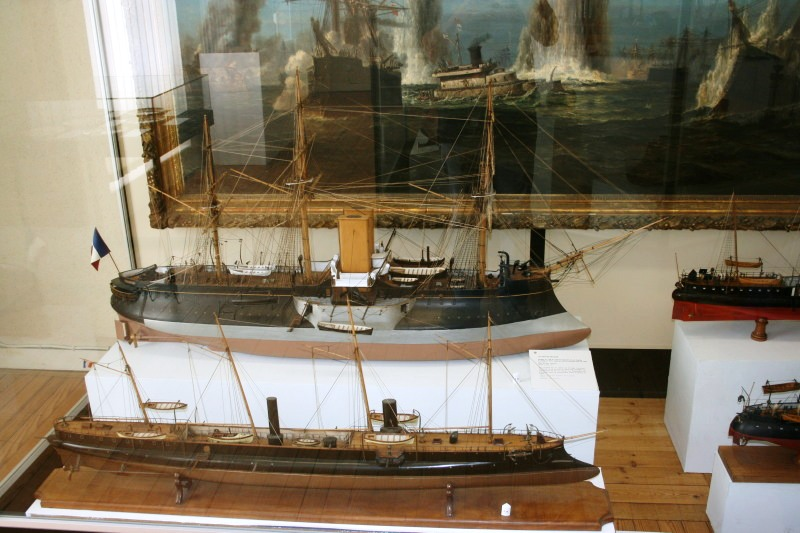 Reconstruction du navire de La Fayette . - Page 3 Altaf118