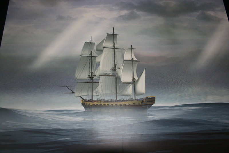 Reconstruction du navire de La Fayette . - Page 2 Altafu79