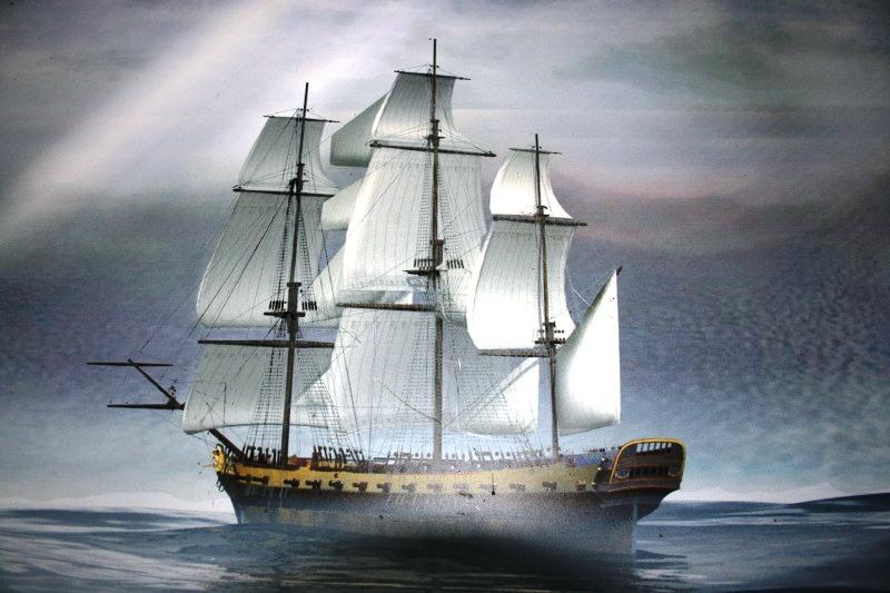 Reconstruction du navire de La Fayette . - Page 2 Altafu80