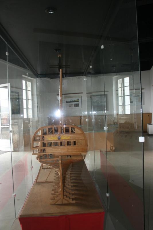 Reconstruction du navire de La Fayette . - Page 2 Altafu82