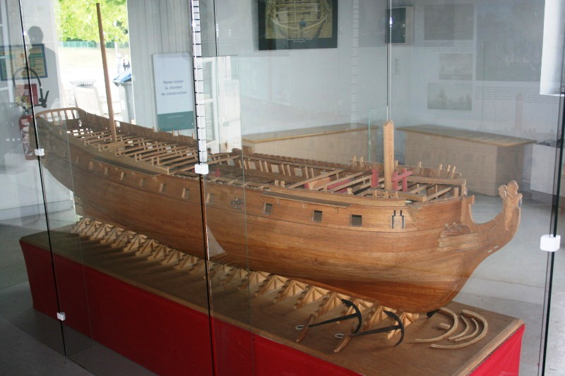 Reconstruction du navire de La Fayette . - Page 2 Altafu83