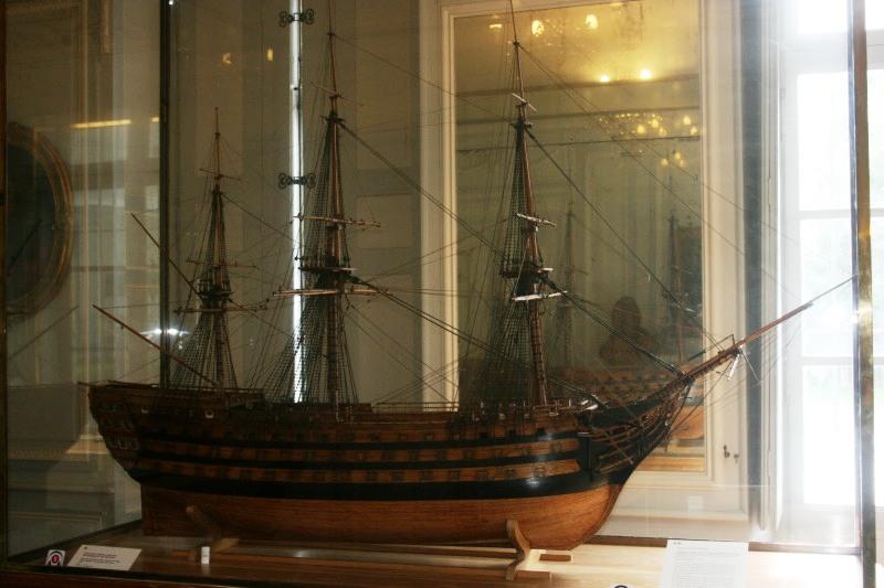 Reconstruction du navire de La Fayette . - Page 3 Altafu85