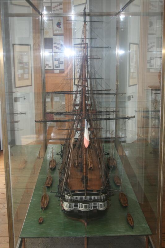 Reconstruction du navire de La Fayette . - Page 3 Altafu88