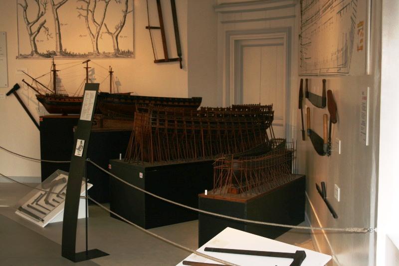 Reconstruction du navire de La Fayette . - Page 3 Altafu89