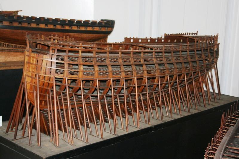 Reconstruction du navire de La Fayette . - Page 3 Altafu91