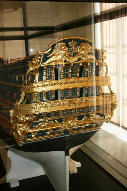 Reconstruction du navire de La Fayette . - Page 3 Altafu94