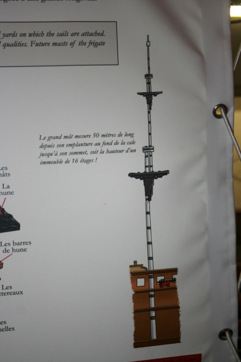 Reconstruction du navire de La Fayette . La_roc31