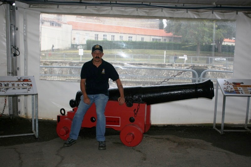 Reconstruction du navire de La Fayette . La_roc32