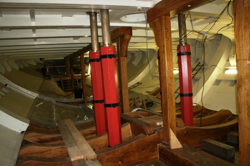 Reconstruction du navire de La Fayette . - Page 2 La_roc33