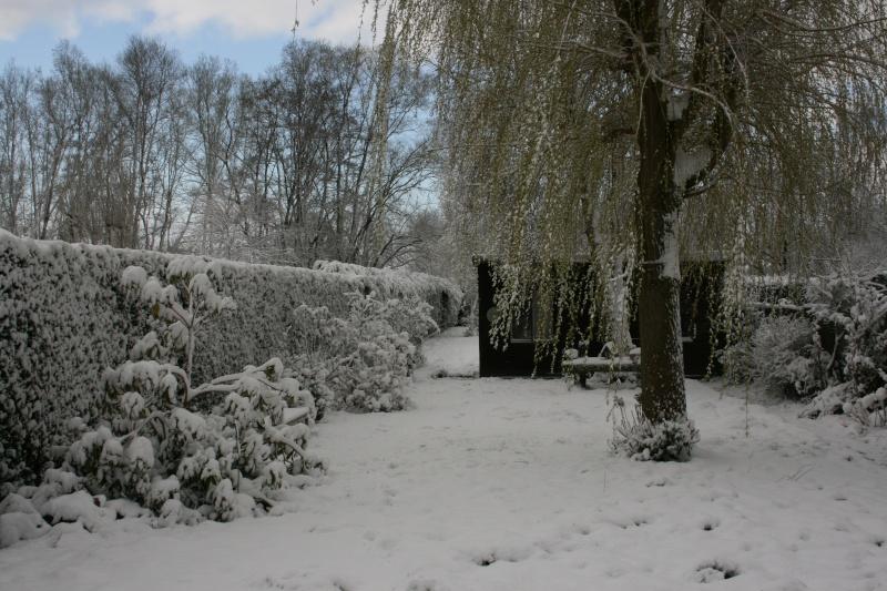 neige au printemps sur Rebecq (ce matin) Maison10