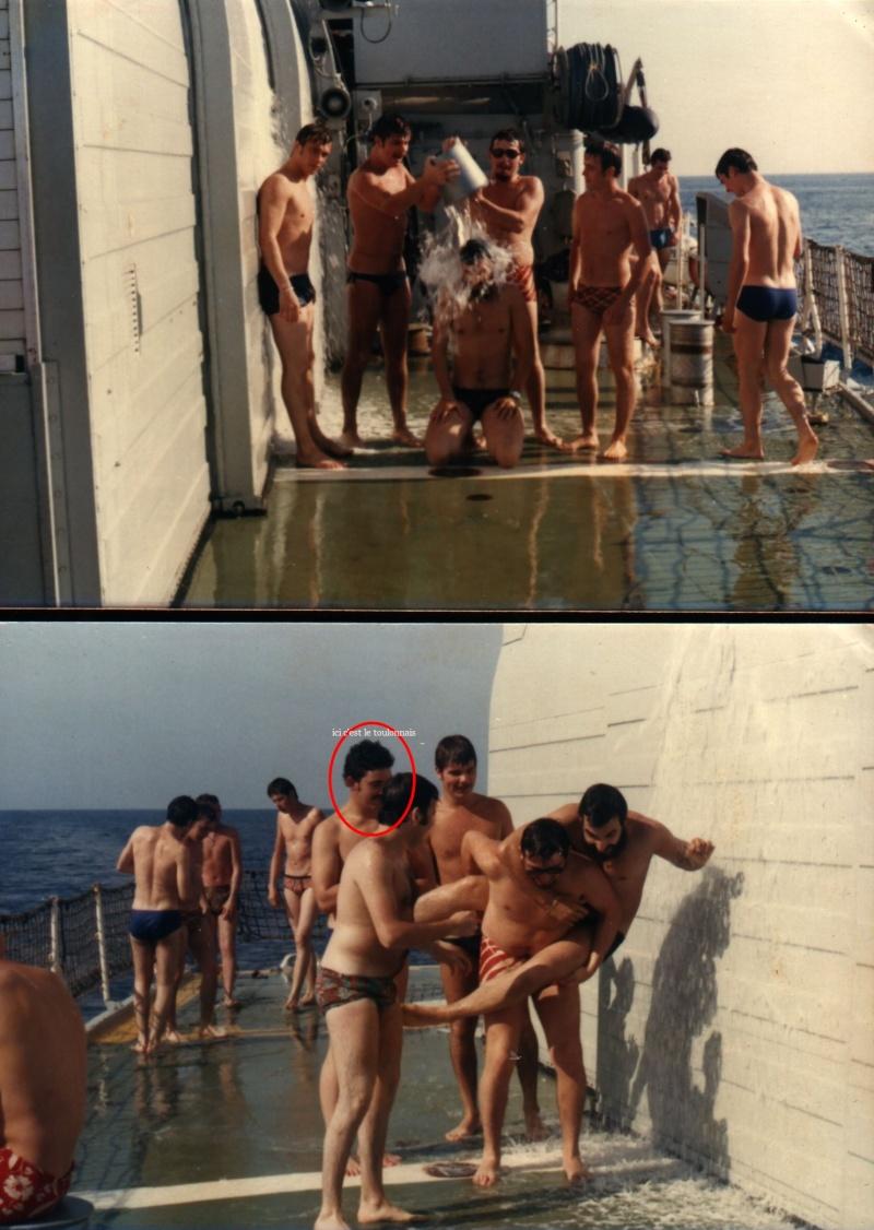 A961 ZINNIA voyage en méditérannée/Mer Rouge 1976 Qtkpi611