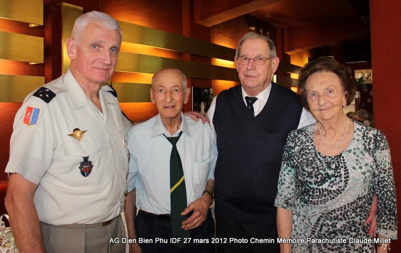 Angelo BOCALI décès  survenu le 31 mai 2012 à l'hôpital de val de Grâce de notre ami légionnaire vétéran de Dien Bien Phu 13111