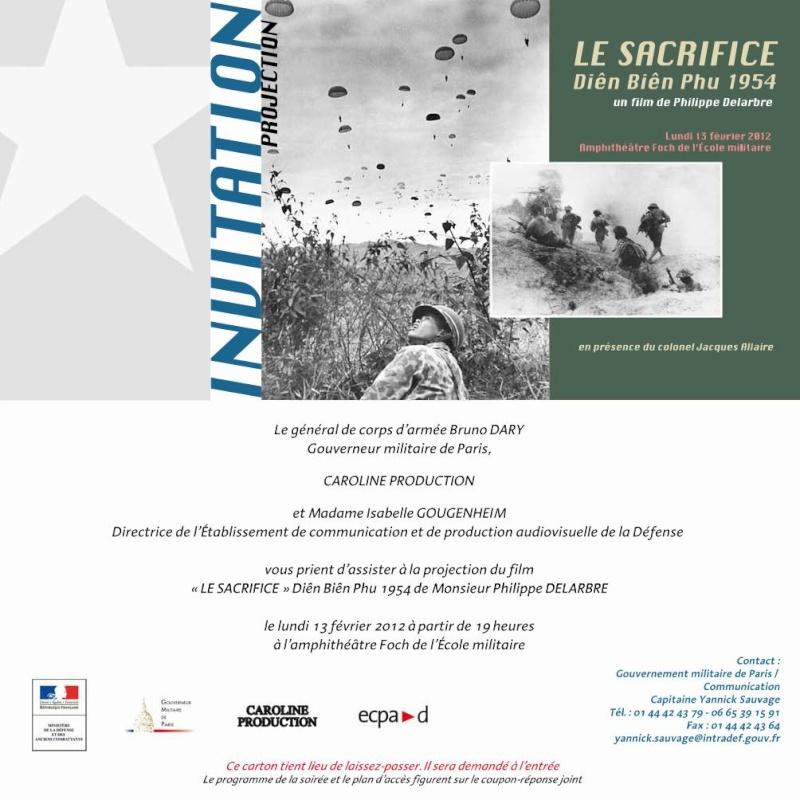 """Projection du film """"Le Sacrifice"""" - Dien Bien Phu le 13 Février 2012 à 19h00 2012_031"""