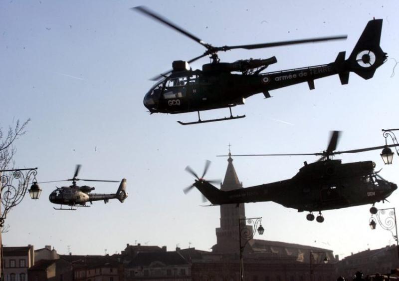 L'exercice de la 11e brigade parachutiste s'est achevé hier. Pour les acteurs de cette guerre fictive, « Montauban 2012 » 2012_051