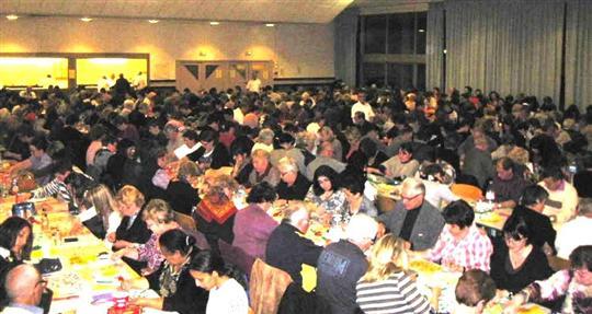 Section Mâconnaise UNP: Succès du loto des paras 2012_061